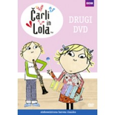 Čarli in Lola 2. DVD