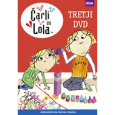 Čarli in Lola 3. DVD