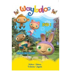 WAYBULOO 1 DVD