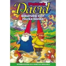 PALČEK DAVID - Miniaturni svet Palčka Davida